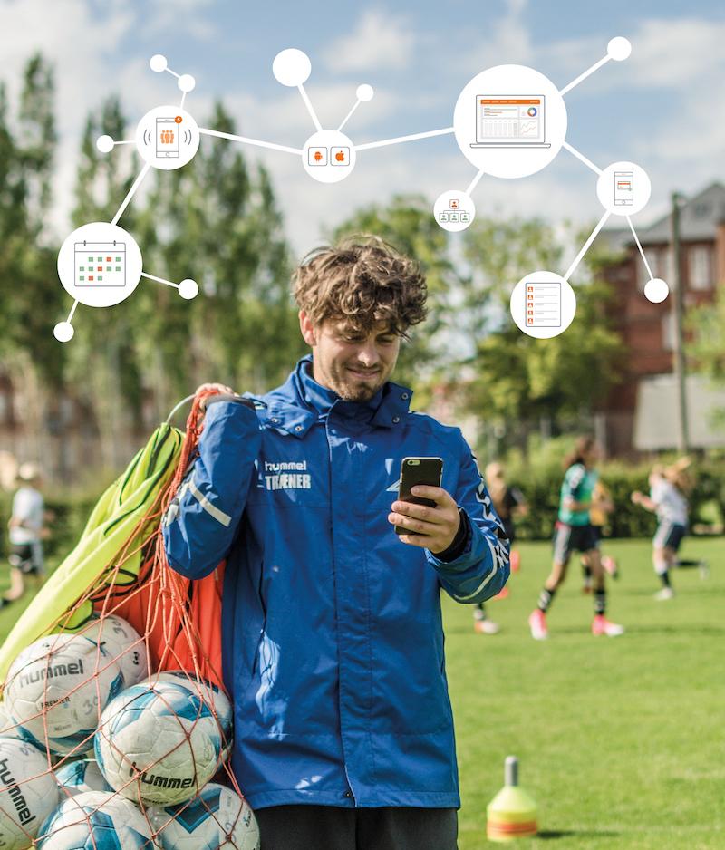Plataforma de gestión deportiva