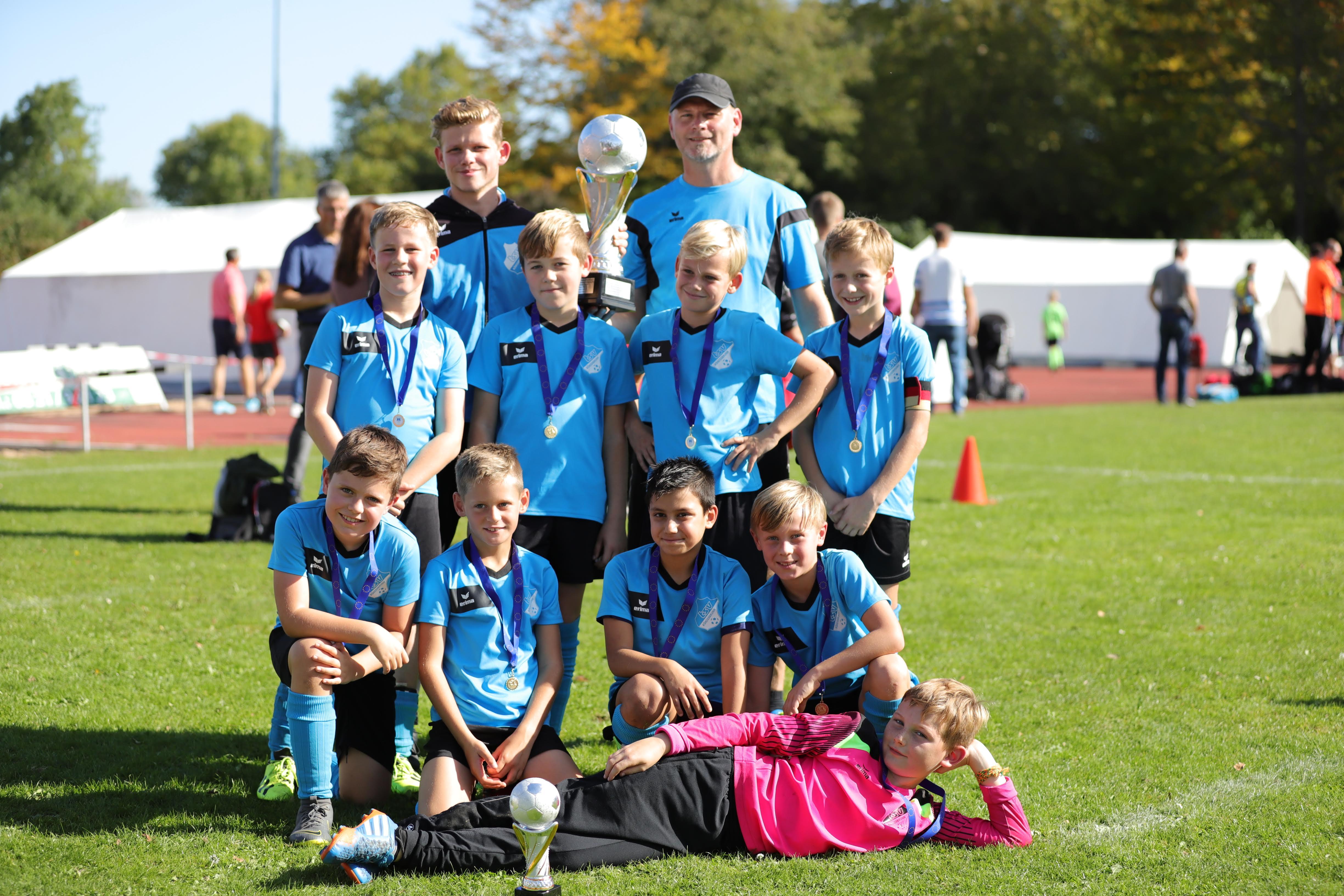 E1 TSV Königsbrunn Schaben Sauerland Cup